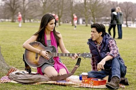 I was intimidated by Shah Rukh: Katrina Kaif