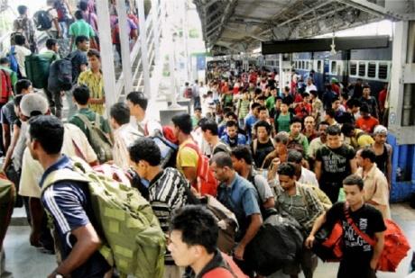 North East exodus