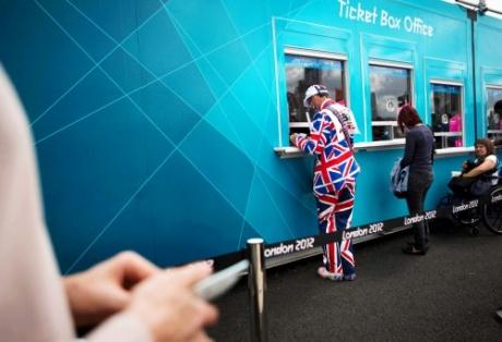Olympics ticket demand insatiable