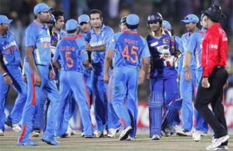 India beat Sri Lanka by 20 runs, clinch series 4-1