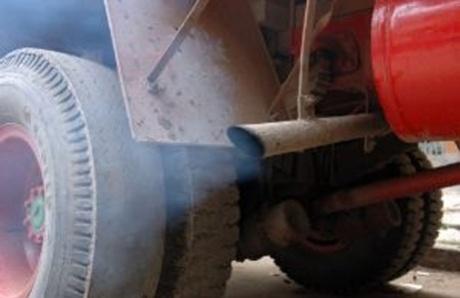 diesel pollution