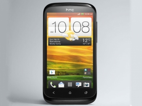 HTC launches the Desire X at IFA 2012