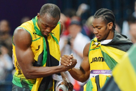 Blake happy to skip Bolt rivalry this season