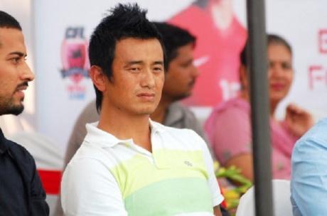 Baichung Bhutia