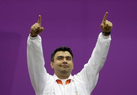 India @ Olympics on Friday
