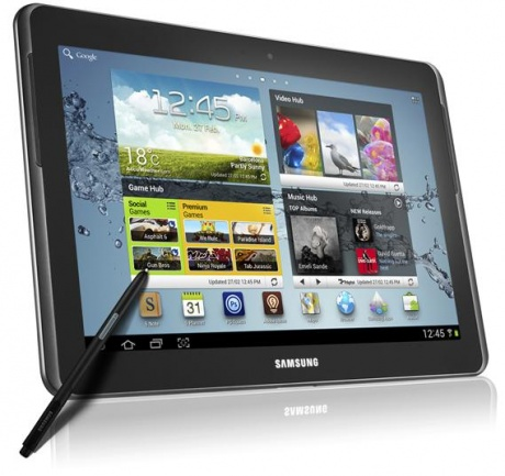 Galaxy Note 10.1 tablet