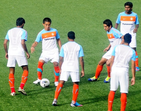 India, Cameroon face off in final dress rehearsal