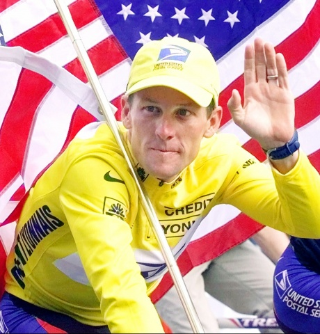 Armstrong stripped of Tour wins