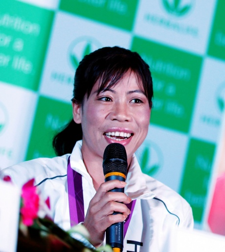 Mary Kom confident of Gold in Rio 2016