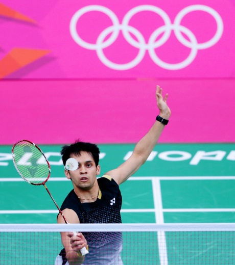 Olympics: Kashyap in singles quarterfinals