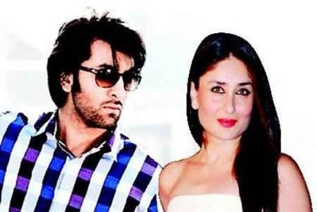 Ranbir Kapoor and Kareena Kapoor