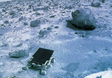 Chinese firm to send Spanish robot to moon