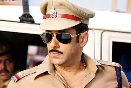 Salman Khan in Dabangg 2