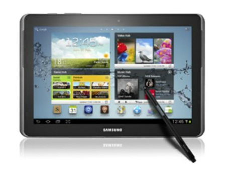 The Galaxy Note 10.1