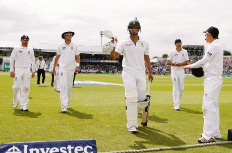 Proteas in driver's seat to clinch No.1 Test status