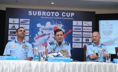 European flavour to spice up Subroto Cup