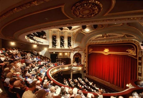 Theatre 'not just for posh and intellectual'
