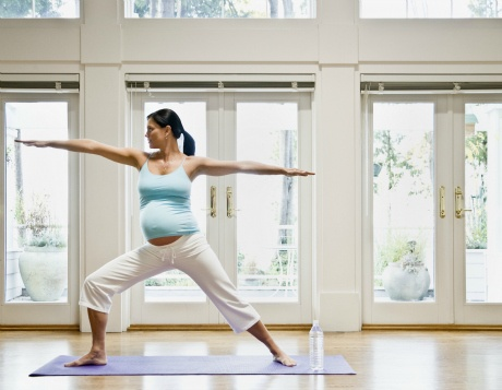 Ways to stay active during pregnancy