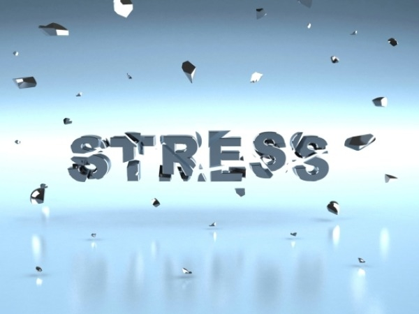 Stress Pushes Up Heart Risk By 27 Percent
