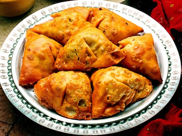 A Healthy Version of Samosas? It's Possible!