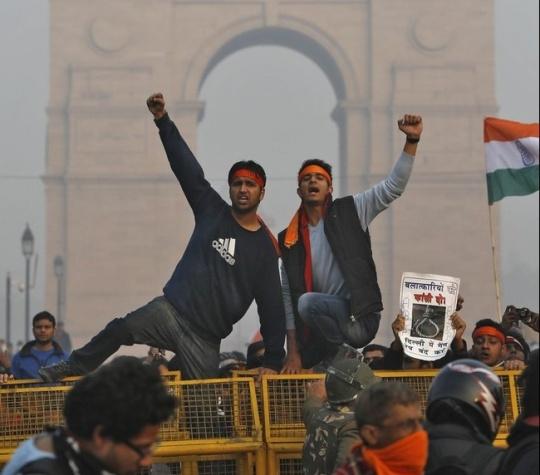 Delhi Gang-Rape: Who Hijacked the Protests?