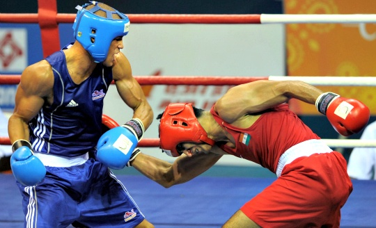 AIBA Suspends Indian Boxing Federation