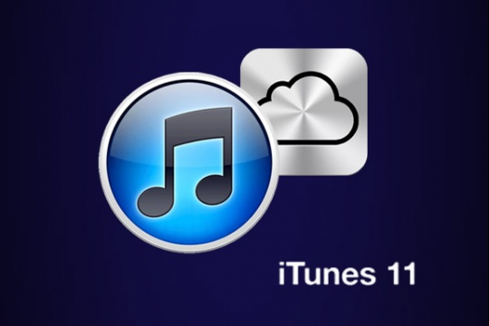 Apple Launches iTunes 11, Integrates iCloud