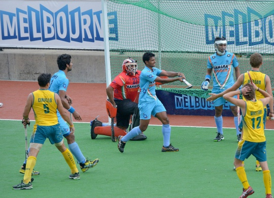 Aus Crush India to Enter CT Final