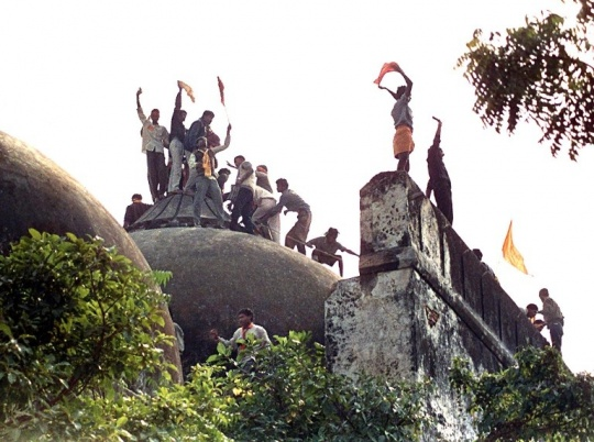 Is it Time to Bury the Babri Ghost?