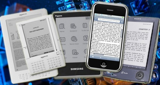 Buyers' Guide for e-readers