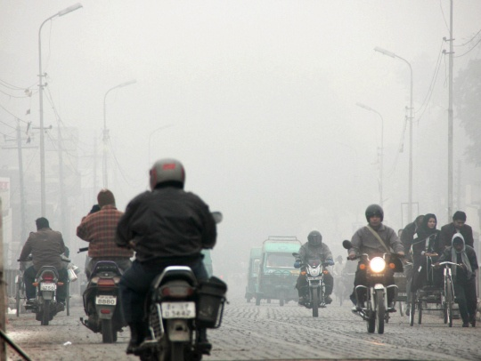 Fog Blinds UP, Disrupts Railway Traffic
