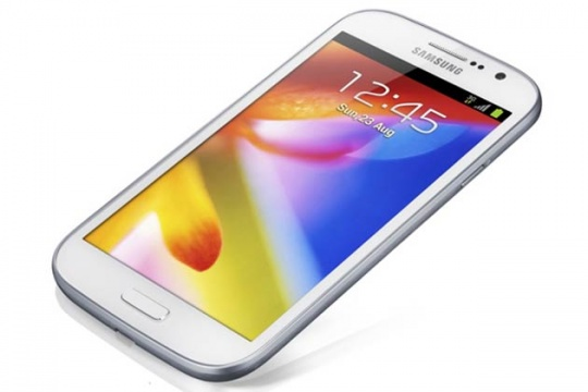 Samsung Galaxy Grand Launched: Key Features
