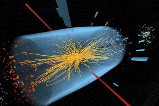 Higgs Boson Discovery Biggest Scientific Breakthrough of 2012
