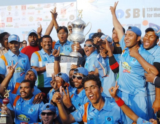 India Beat Pakistan, Win T20 World Cup for Blind