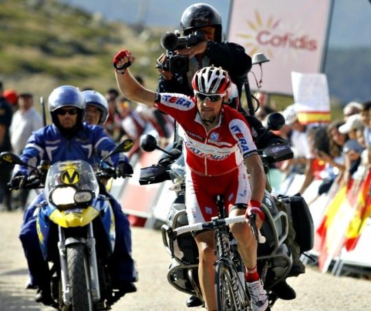 Katusha denied licence for 2013 cycling season