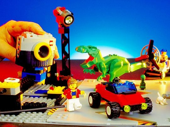 Lego: How Tech is Changing the Toymaker