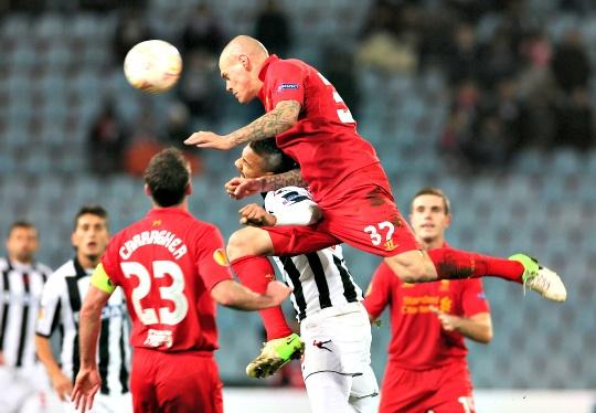 Liverpool Advance in Europa League
