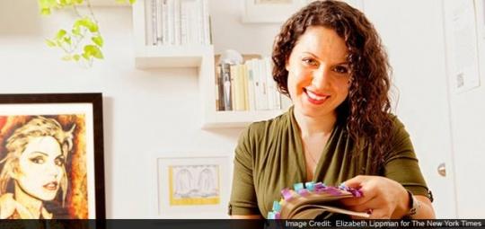 Meet Maria Popova, Mastermind of An Online Literary Empire