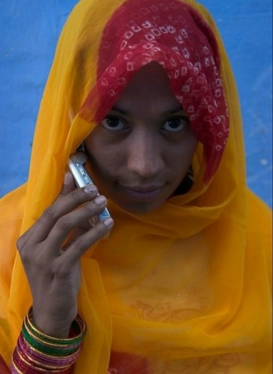 Women Don't Need Mobile Phones