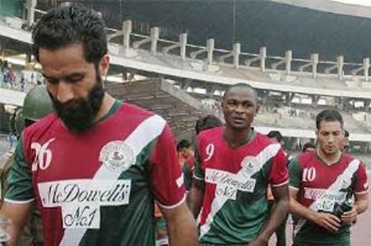 Mohun Bagan Suspended from I-League