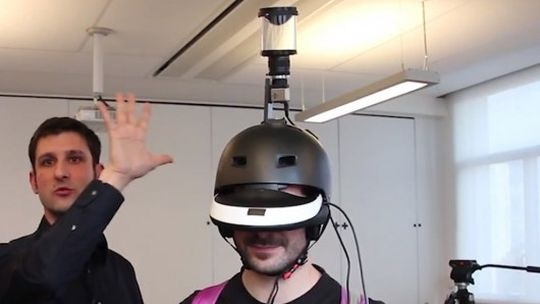 Now, a Headset to Give You 360* Vision
