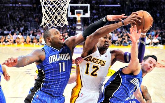 Orlando Magic Stun LA Lakers
