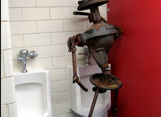 Poo-powered Robot to Cut Energy Costs at Sewage Plants