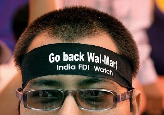 The Walmart Row: Lobbying? Bribery? Bad English?