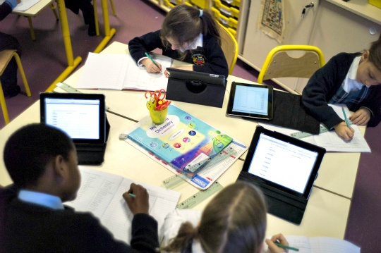 Tablet Takes Teaching Into 21st Century