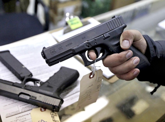Texas Town Allows Guns for Teachers