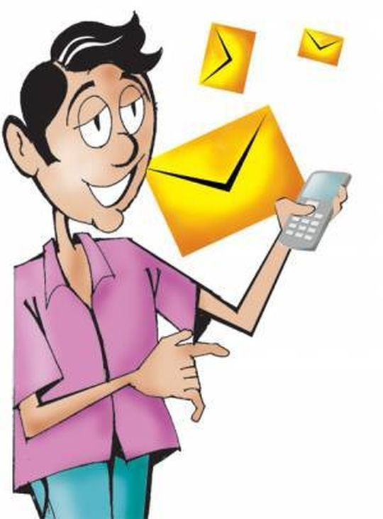 SMS Marks a Not-so-happy Birthday