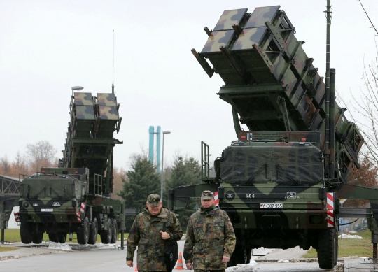 US to Deploy Patriot Missiles to Turkey