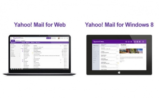 Yahoo Revamps Email