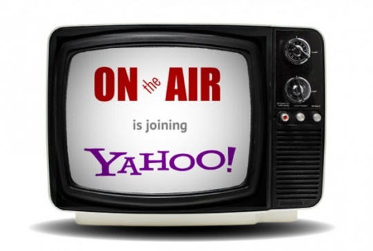 Yahoo Acquires Online Video Chat Start-up OnTheAir